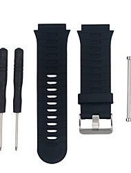 For Garmin Forerunner 920XT Watches Accessories Watchbands Durable Soft Silicone Strap Replacement Watch Band Lugs Adapters