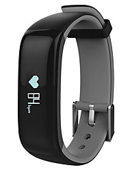 P1 Smart Wristbands Heart Rate Blood Pressure Motion Meter Step Waterproof Bracelet Smart Bluetooth Bracelet
