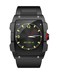 baratos -Relógio InteligenteCalorias Queimadas Pedômetros Controle de voz Tora de Exercicio Esportivo Distancia de Rastreamento Informação