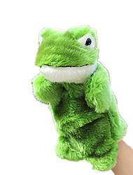 Bambole Marionetta da dito Giocattoli Rabbit Rana Animali Bambino (1-3 anni) Pezzi