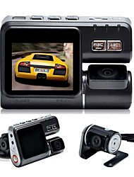 cheap -X6 Car DVR Dual Lens Car Camcorder Allwinner A20 Dash Cam with Dual Camera 2 Rear View Camera Vehicle DVR Car Black Box