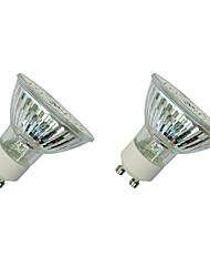 cheap -3W 280-320 lm GU10 LED Spotlight MR16 60 leds SMD 3528 Warm White White