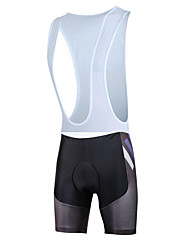 cheap -ILPALADINO Men's Cycling Bib Shorts Bike Bib Shorts / Bottoms 3D Pad, Quick Dry, Windproof Fashion Lycra Bike Wear / Anatomic Design