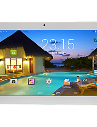 10.1 inch 1280*800 IPS 3G Phone Call Andriod Tablet-Silver (Android 5.1 MTK6582 Quad Core 1G RAM 16GB ROM)