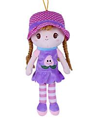 """Недорогие -Плюшевая кукла Кукла для девочек Мода 30cm Милый стиль Для детей Мягкость Безопасно для детей Милый Свадьба Дизайн """"Мультфильмы"""" Non"""