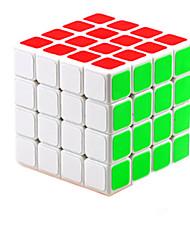 preiswerte -Zauberwürfel Rache 4*4*4 Glatte Geschwindigkeits-Würfel Magische Würfel Puzzle-Würfel Glatte Aufkleber Kunststoff Quadratisch Geschenk