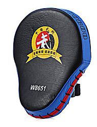 cheap -Punch Mitts Boxing Pad Boxing and Martial Arts Pad Focus Punch Pads Taekwondo Boxing Sanda Muay Thai Karate Easily Adjustable PU Leather-
