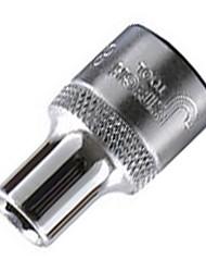Esso 1/4 serie sei presa metrica angolare 4,5mm / 100