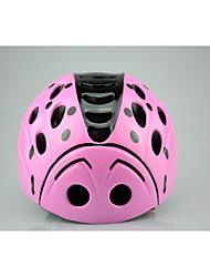 Jezdit na kole Helma Osvědčení Cyklistika Není k dispozici Větrací otvory Nastavitelné Ultra lehký (UL) Sportovní Děti Horská cyklistika