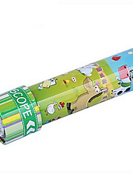 cheap -Kaleidoscope Toys Simple Animals Circular ABS Metal Cartoon Pieces Kids Boys' Girls' Gift