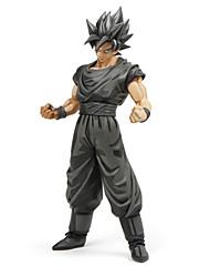 abordables -Figures Animé Action Inspiré par Dragon Ball Goku PVC 29cm CM Jouets modèle Jouets DIY  Homme Femme