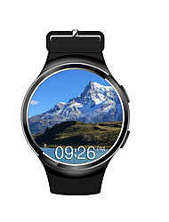 Smart watchCalorie bruciate Contapassi Video Controllo media Monitoraggio frequenza cardiaca Touch Screen Distanza del monitoraggio GPS