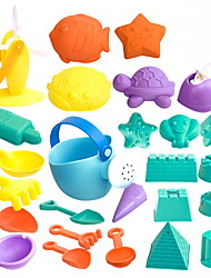 cheap -Beach & Sand Toy Toys Round Rubber Pieces Children's Gift