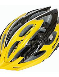 Недорогие -Универсальные Велоспорт шлем Неприменимо Вентиляционные клапаны Велоспорт Горные велосипеды Шоссейные велосипеды Велосипедный спорт