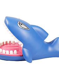 cheap -Practical Joke Gadget Dollhouse Accessory Shark Dentist Toys Dog Fish Crocodile Shark Biting Hand Children's Kids Adults' Pieces
