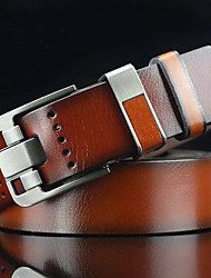 cheap -Joker pin buckle locomotive men retro personality cowboy belts length about 115-120cm