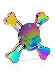 cheap -Fidget Spinner / Hand Spinner for Killing Time / Stress and Anxiety Relief / Focus Toy Four Spinner Metalic Classic Pieces Adults' Gift