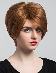 Neue modische bequeme kurze gerade Haarperücken für den Menschen