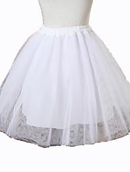 Skirt Gothic Lolita Princess Cosplay Lolita Dress White Others Short / Mini Skirt For