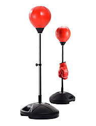 cheap -Speed Bag Speed Bag Stand Taekwondo Boxing Sanda Mixed Martial Arts (MMA) Muay Thai Adjustable Length Athletic Training Strength Training