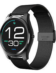 cheap -Smart Watch Heart Rate Monitor Water Resistant / Water Proof Calories Burned Pedometers Information Hands-Free Calls Message Control
