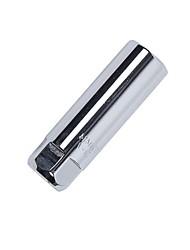Ocelové stínění řady 10 mm 6 úhlové pouzdro zapalovací svíčky 14 mm / 1
