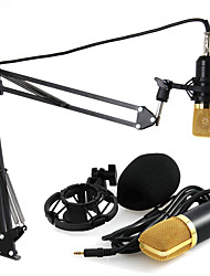 cheap -BM-700 Microphone With NB-35 Microphone Stand professional condenser System for Karaoke Amplifier Computer notebook guitar