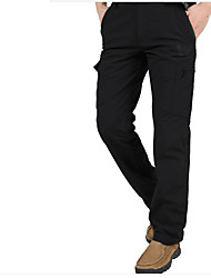 Per uomo Pantaloni impermeabili Tenere al caldo Pantalone/Sovrapantaloni per Campeggio e hiking Sport da neve