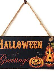 Хэллоуин деревянные свадебные украшения элегантный классический женский стиль