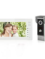 Dørtelefonssystem med video