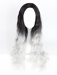 abordables -Pelucas Lolita Amaloli Gradiente de Color Peluca de Lolita  70 CM Pelucas de Cosplay Otros Pelucas Para