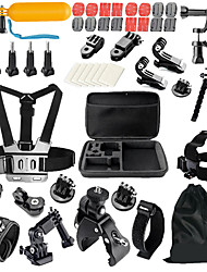 cheap -Kit General Accessories Outdoor Shock Proof Multi-function For Action Camera Gopro 6 All Action Camera All Gopro MEEE GOU MINI SJCAM