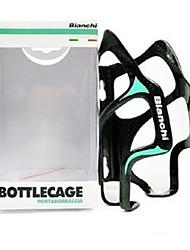 Недорогие -Велоспорт Бутылку воды клеткой Углеродное волокно Компактность Легкость Пригодно для носки Износостойкий Прочный Назначение Велоспорт Шоссейный велосипед Горный велосипед Углеродное волокно 1 pcs
