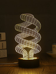 LED Night Light Decoration Light-0.5W-USB Decorative - Decorative no5