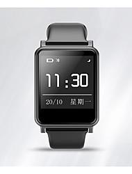 Per uomo Orologio sportivo Smart watch Orologio digitale Cinese Digitale LED Touchscreen allarme Velocimetro Pedometro Fitness tracker PU