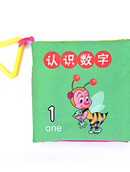 cheap -Educational Toy Educational Flash Cards Toys Square Duck Toddler Pieces