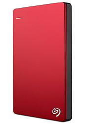 Seagate stdr1000303 sauvegarde plus 1t 2.5 pouces usb3.0 disque dur externe rouge