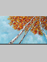 cheap -Large Size Hand-Painted Knife Oil Paintings On Canvas Modern Abstract Wall Art Picture For Home Decoration No Frame
