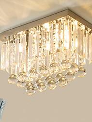 cheap -Crystal Pendant Light Ambient Light - LED, 110-120V / 220-240V, Warm White / White, Bulb Included / 5-10㎡