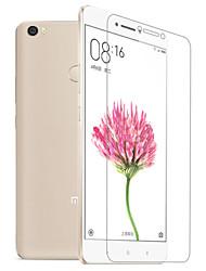 economico -ASLING Proteggi Schermo per XIAOMI Xiaomi Mi Max 2 Vetro temperato 2 pcs Proteggi-schermo frontale Alta definizione (HD) / Durezza 9H / Estremità angolare a 2,5D
