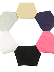 6 Pcs/Set Women's Sexy Lingerie Ultra-thin Nightwear Panties Cotton G-sring Underwear Size M-L