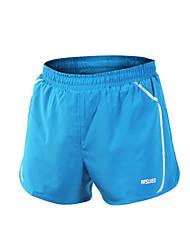 Arsuxeo Hombre Shorts de running Secado rápido Materiales Ligeros Bandas Reflectantes Reduce la Irritación Shorts/Malla corta Prendas de