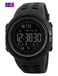 Недорогие -Муж. Часы со скелетом Смарт Часы Модные часы Наручные часы Уникальный творческий часы электронные часы Спортивные часы Армейские часы