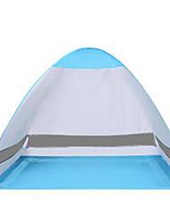 3-4 personnes Sac de Voyage Tapis de camping Tente de Plage Tente de camping Garder au chaud Autres pour Camping / Randonnée Randonnée