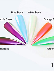 1PC  The Laser Laser Glass Powder 0.2g 2 Color Optional