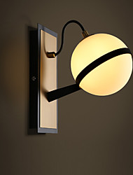 cheap -Ambient Light Wall Sconces LED Integrated Modern/Contemporary For