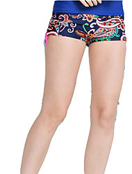cheap -SBART Women's Chinlon Diving Suit Swimming Trunks - Swimming Beach Surfing Snorkeling All Seasons Floral