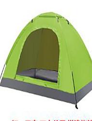 2 Pessoas Tenda Único Barraca de acampamento Tenda Dobrada Manter Quente Resistente Raios Ultravioleta para 1500-2000 mm Chifre de Boi