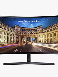 cheap -SAMSUNG curved computer monitor 27 inch VA 1800R led backlit FHD 1920*1080 eyesight protective VGA HDMI