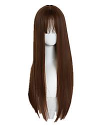 Sweet Lolita Light Brown Long Straight Lolita Wig